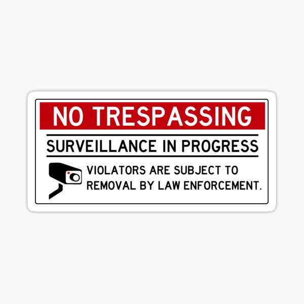 STEAL HERE DIE HERE Decal Sticker Rodeo Cowboy-No Trespassing Private Property