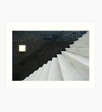 Stairs II Art Print