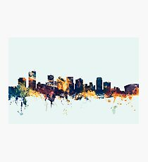 Phoenix Arizona Skyline Photographic Print