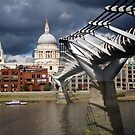 London St Pauls Cathedral by grorr76