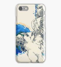 Family of owls iPhone Case/Skin