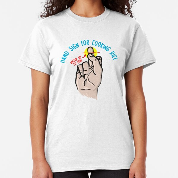 PERFECT RICE Sticker Classic T-Shirt