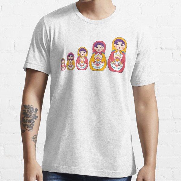 Matruschka doll set. Essential T-Shirt