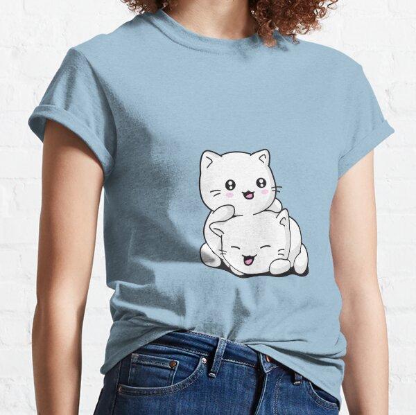 Kawaii kitten Classic T-Shirt