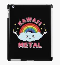 Kawaii Metal iPad Case/Skin