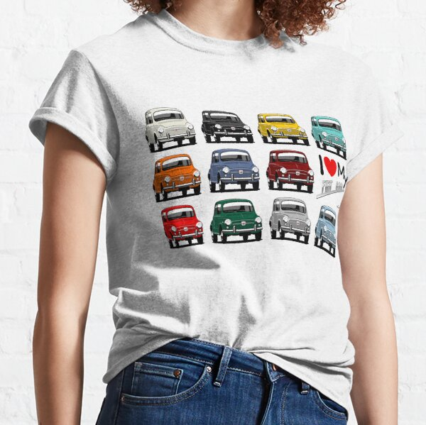 Single Taken In Love With My Mini Car Lover Enthusiast Cool T Shirt