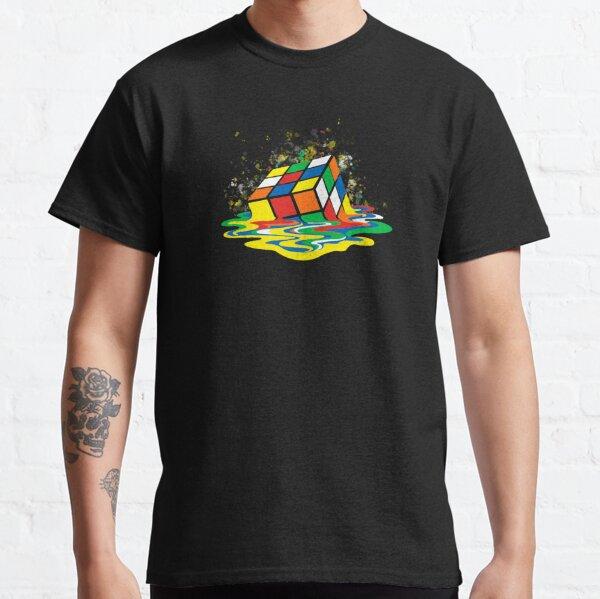 Melting Cube Sheldon T-shirt classique
