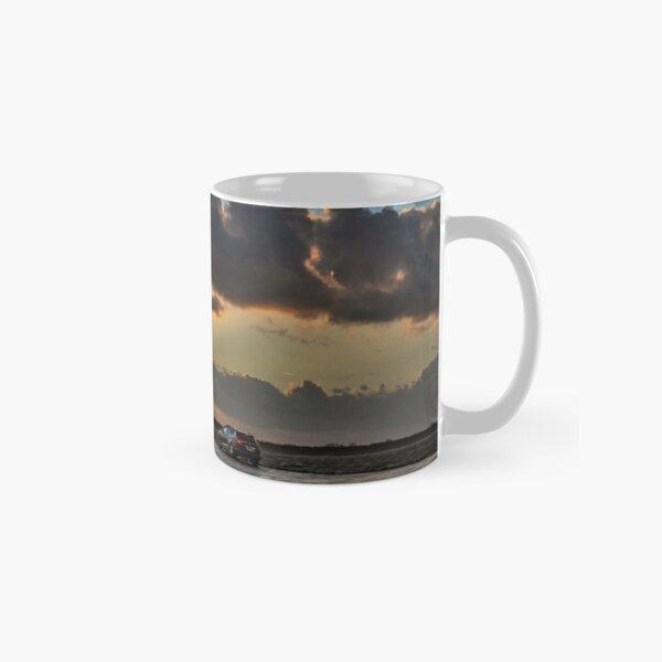 Enjoying sunset..... Classic Mug