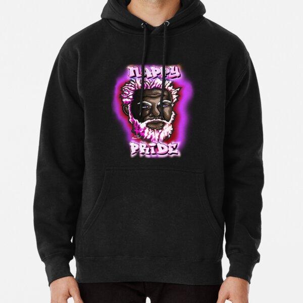 Nappy Pride: SexyFox Pinks Mi Familia Series  Pullover Hoodie
