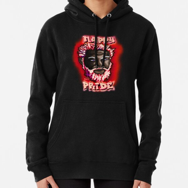 Nappy Pride: SexyFox Red Mi Familia Series  Pullover Hoodie