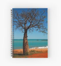 Lone Boab Spiral Notebook