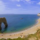 Dorset: Durdle Door by Rob Parsons (AKA Just a Walker with a Camera)