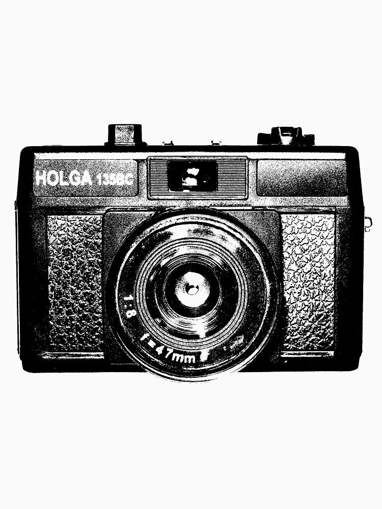 Holga 135 Black by BKSPicture