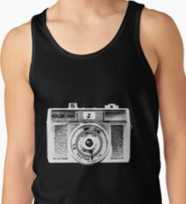 Holga 135 White Tank Top