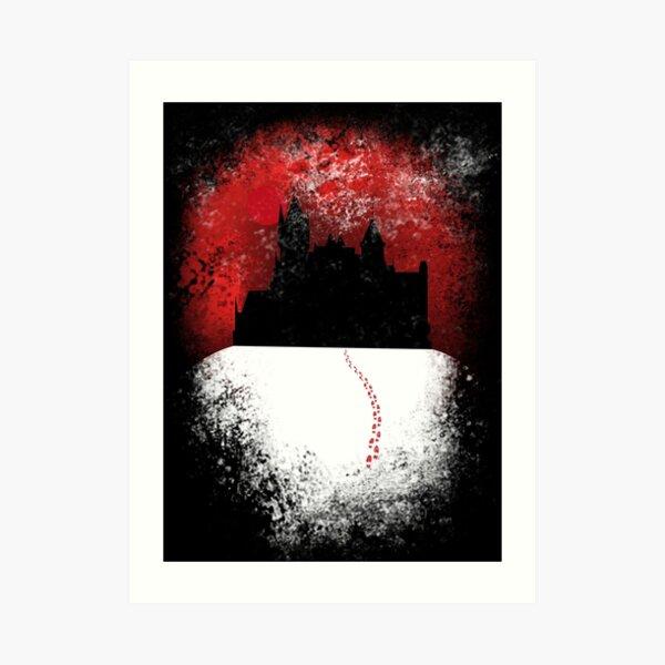 Crimson Peak Art Prints Redbubble