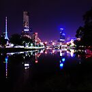 Simply Melbourne by Anthony Hennessy