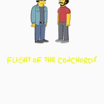 Flight of the Simpsons by lynchboy