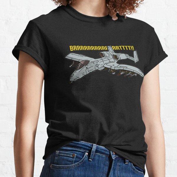 A-10 / OA-10 Thunderbolt II Warthog Classic T-Shirt