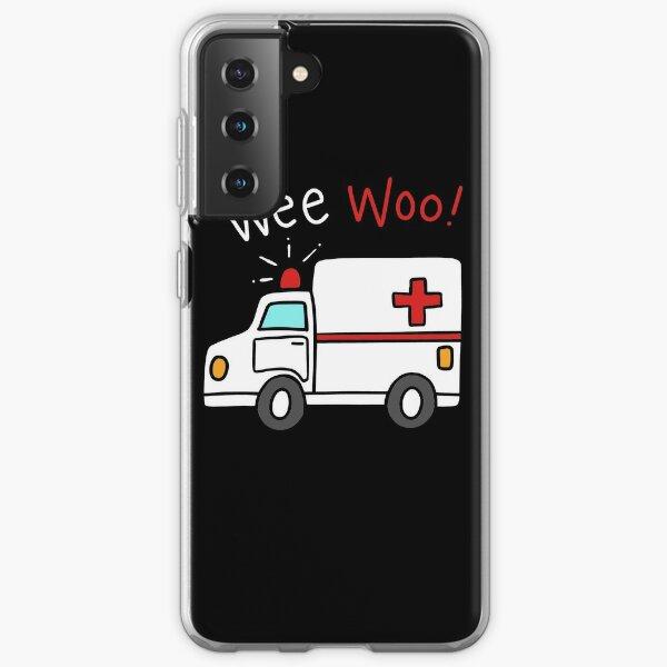 Paramedic Ambulance Samsung Galaxy Soft Case