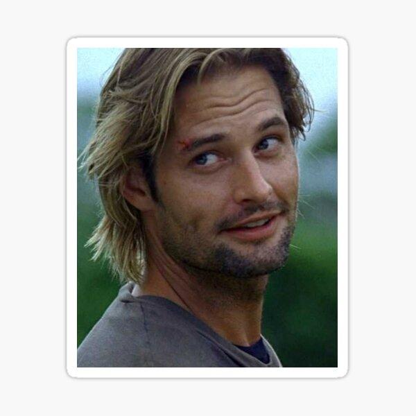 James Sawyer Ford (Lost) Sticker