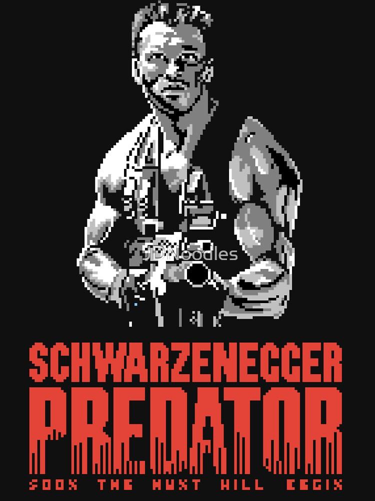 NES Predator: Arnie Edition | Unisex T-Shirt