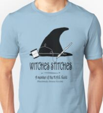 Witches Stitches - H.A.G. Guild Unisex T-Shirt