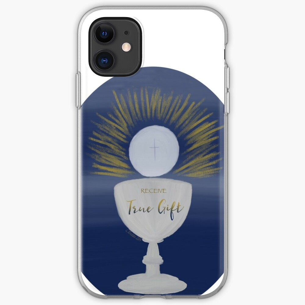 The Eucharist, True Gift iPhone Case & Cover