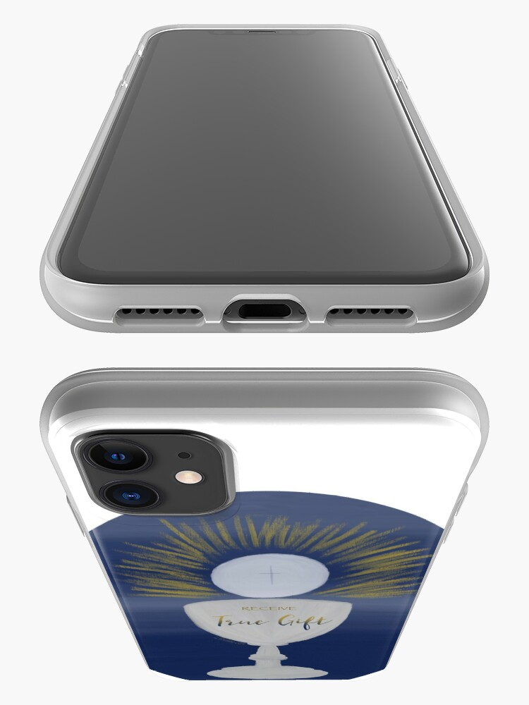 Alternate view of The Eucharist, True Gift iPhone Case & Cover