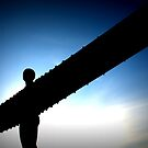 Angel of the North by John Morton