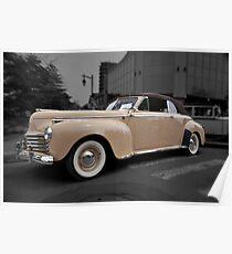 1941 Chrysler New Yorker Poster