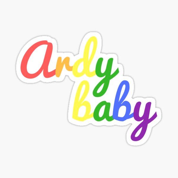Ardy Baby Sticker