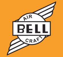 Bell Aircraft Company Retro Logo