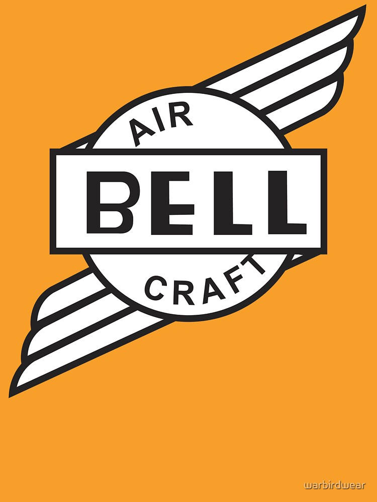 Bell Aircraft Company Retro Logo | Unisex T-Shirt