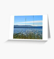 Parker Island, BC Greeting Card