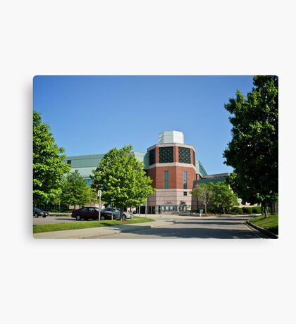 The Ryan Center- University of Rhode Island Canvas Print