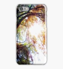 Wipping Willow iPhone Case/Skin