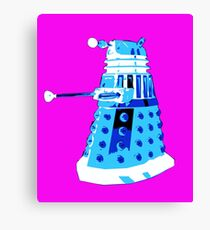 DALEK FROM DOCTOR WHO Canvas Print
