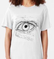 Laura's Eye Slim Fit T-Shirt