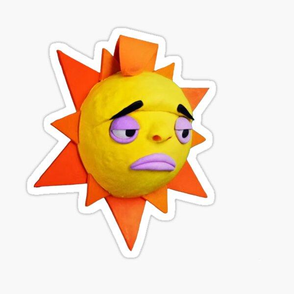SUGAR Sun Sticker
