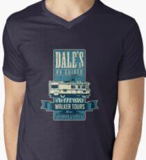 Dale's Walker Tours Men's V-Neck T-Shirt