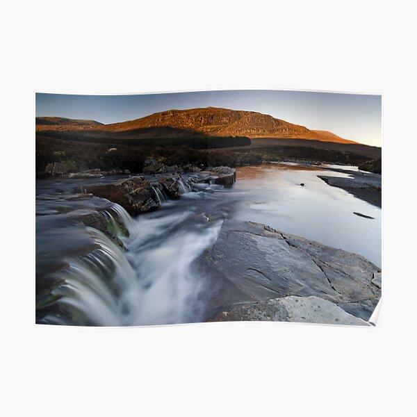 Highland Flow Poster