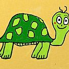 Tommy Turtle by lilleesa78