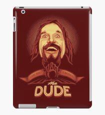 Der Typ Der große Lebowski iPad-Hülle & Klebefolie