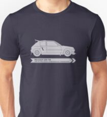 Rally Legends - Peugeot 205 T16 Unisex T-Shirt