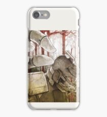 Abandoned Mecha iPhone Case/Skin