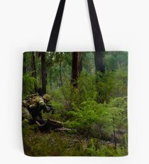 My Green Life - The Monkey Crawl Tote Bag