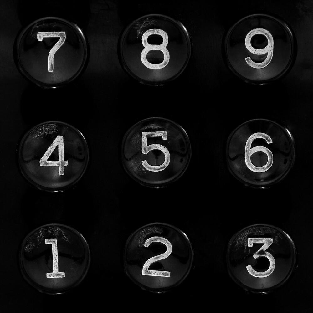 Old numbers by Jouko Mikkola