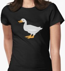 white duck / goose T-Shirt