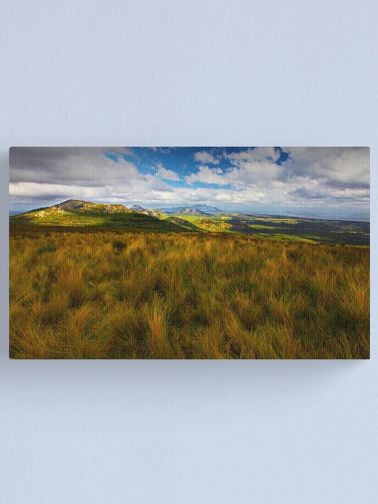 Alternate view of Mt. Tanner Lookout - Flinders Island Canvas Print