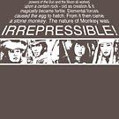 IRREPRESSIBLE by littlegirllost